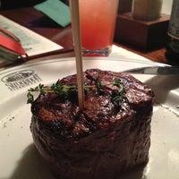 Снимок сделан в Stroganoff Steak House пользователем Игорь G. 7/16/2013