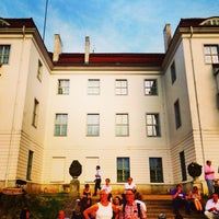 Photo taken at Jagdschloss Grunewald by Arnulf K. on 6/9/2014