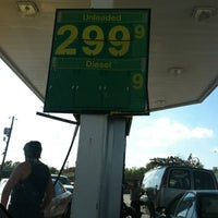 Photo taken at Shamrock Gas Station by Shantalle C. on 11/3/2012