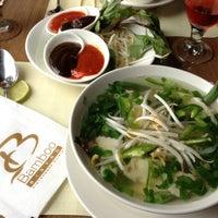 Photo taken at Bamboo Bistro by Ingie on 11/30/2012