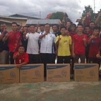Photo taken at Gelanggang Bola Tampar by Saif on 3/6/2013