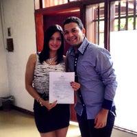 Photo taken at Universidad Bicentenaria de Aragua UBA by Luis on 9/28/2012