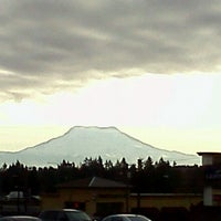 Photo taken at Weekly Volcano World Headquarters by Rudy B. on 12/13/2012