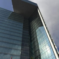 Photo taken at Musée Tour Maroc Telecom by Kabbaj A. on 11/17/2015