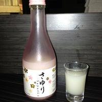 Photo taken at Mikato Japanese Steakhouse by Allday on 5/7/2013