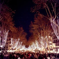 Photo taken at La Rambla by Sasha on 12/30/2012