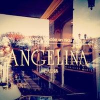 Photo prise au Angelina par Sasha le12/15/2012