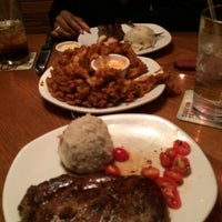 Photo taken at Outback Steakhouse by Kyle H. on 4/24/2014
