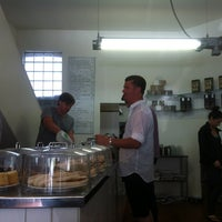 Photo taken at Dizengoff by IAN T. on 10/27/2012