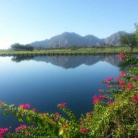 Photo taken at La Quinta Mountain Course by Mike S. on 6/15/2013