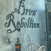 Photo taken at Brew Rebellion by Mike S. on 7/3/2015