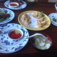 Photo taken at Fuji Wok & Sushi by Richard O. on 3/17/2014