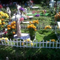 Photo taken at Jardines De Los Angeles by Mayra C. on 10/21/2012