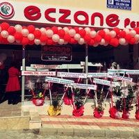 Photo taken at Peri Eczanesi by Damla Y. on 12/9/2013