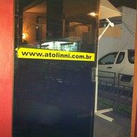 Photo taken at Atolinni Pizzaria by Stênio on 12/28/2012