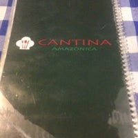 Photo taken at Cantina Amazônica by Juan C. on 9/19/2016
