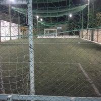 Photo taken at Alto fútbol by Luis V. on 3/16/2013