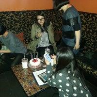 Photo taken at Karaoke Wow! by Lindsey K. on 12/8/2012
