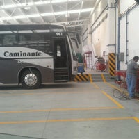 Photo taken at Terminal Central de Autobuses del Poniente by Joe M. on 2/18/2013