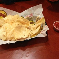 Photo taken at Moe's Southwest Grill by Priscila on 3/6/2013