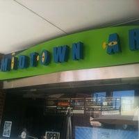 Photo taken at Midtown Art Cinema by Benjamin C. on 10/11/2012