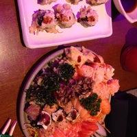 Photo taken at Yosugiru Sushi by Alexandre on 10/24/2013