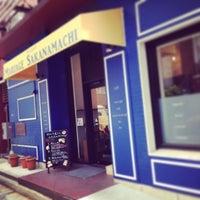 Photo taken at Boulangerie MARIAGE SAKANAMACHI by サクラモチ☻ on 5/20/2014