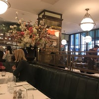 Photo taken at The Ivy Kensignton Brasserie by Y .. on 1/27/2018