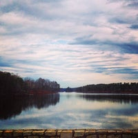 Photo taken at Stone Mountain Park Campground by Anu P. on 12/27/2014