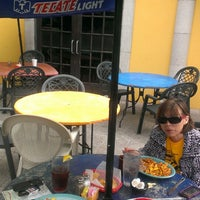 Photo taken at Pericos Mexican Cuisine by Marc J. on 4/13/2013
