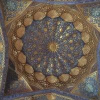 Photo taken at Ak-Saray Mausoleum by Elena R. on 5/2/2016