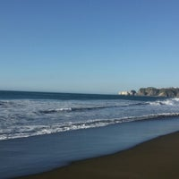 Photo taken at Playa Maguellines by Berny B. on 2/8/2015