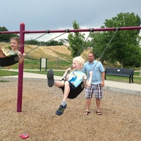 Photo taken at Cherry Knolls Park by Kari H. on 7/7/2013