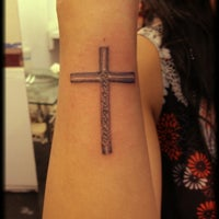 Photo taken at Tatuajes Mexico by Jesskova on 12/23/2012