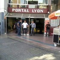Photo taken at Portal Lyon by Oscar G. on 4/16/2013