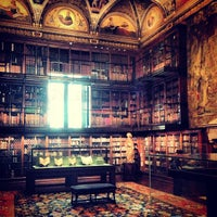 Foto scattata a The Morgan Library & Museum da Gregory D. il 5/31/2013