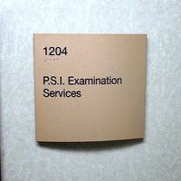 Photo taken at PSI Examination Services by Gregory D. on 1/30/2013