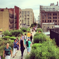 Photo prise au High Line par Gregory D. le7/27/2013