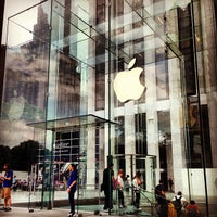 Photo taken at Apple Fifth Avenue by Fahad J. on 6/3/2013