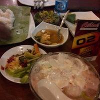 Photo taken at Cibiuk restoran by Irma Y. on 7/11/2013