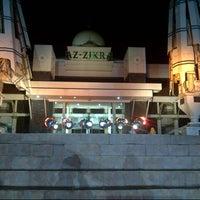 Photo taken at Masjid Az - Zikra by H. Rial W. on 7/20/2013
