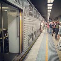 Photo taken at Bondi Junction Station by Raku H. on 11/7/2012