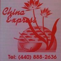 Photo taken at China Express by Rose J. on 11/4/2012