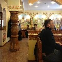 Photo taken at Матрена by Bulygin Sergey on 1/18/2013