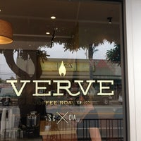 Photo taken at Verve Coffee Roasters by Tim J. on 7/29/2013