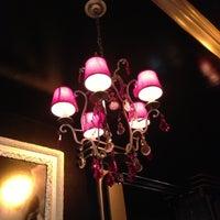 Photo taken at Ella Lounge by Tim J. on 4/26/2013