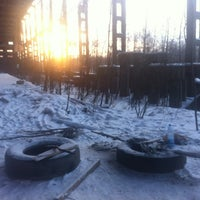 Photo taken at «Рыба» в Рыбацком by prihodite p. on 12/22/2012