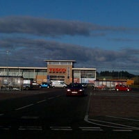 Photo taken at Tesco by Sandy R. on 4/4/2013