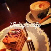 Photo taken at CAFE FILL de VINCENNES by いが ぐ. on 10/27/2014
