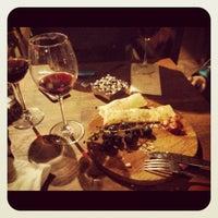 Photo taken at The House Café by Nazli on 10/19/2012
